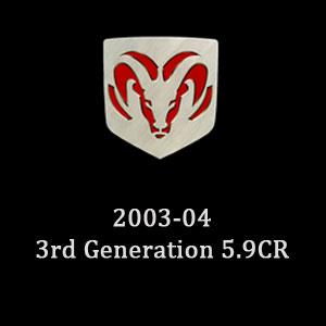 2003-04 - 3rd Generation 5.9CR