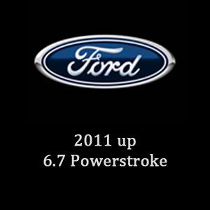 2011 up - 6.7 Powerstroke